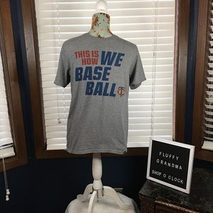 Minnesota Twins T-shirt Small